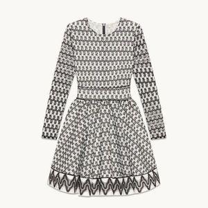 Maje Royan Lace Dress
